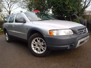 2005 Volvo XC70 2.5 T SE Lux Geartronic AWD 5dr