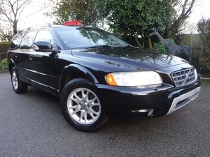 Volvo XC70 2.5 T SE Lux Geartronic AWD 5dr
