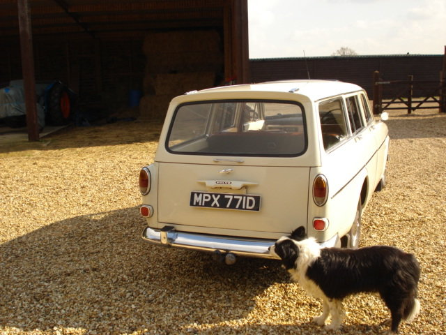 1966 Volvo Amazon Estate in Great Condition For Sale (picture 2 of 6)