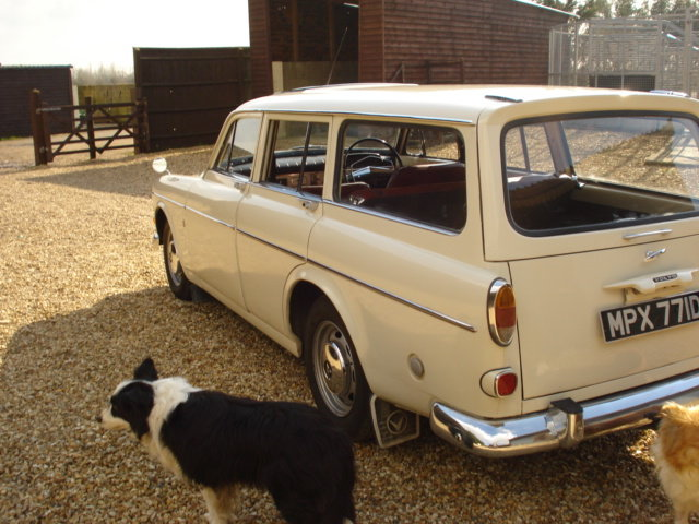 1966 Volvo Amazon Estate in Great Condition For Sale (picture 3 of 6)