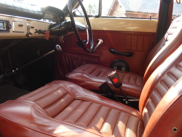1966 Volvo Amazon Estate in Great Condition For Sale (picture 5 of 6)