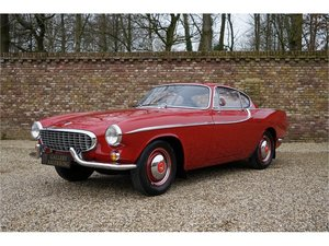 1965 Volvo P1800 S Cowhorn Coupe Overdrive For Sale