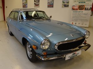 1972  Volvo 1800 ES - restoration completed in October 2019