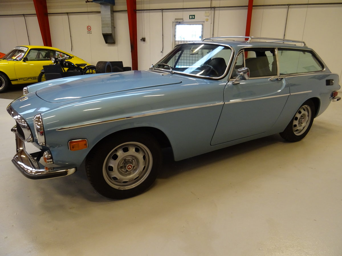 1972 Volvo 1800 ES - restoration completed in October 2019 For Sale (picture 3 of 24)