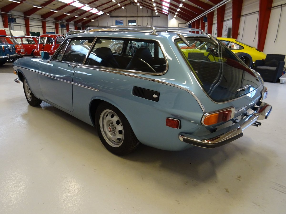 1972 Volvo 1800 ES - restoration completed in October 2019 For Sale (picture 5 of 24)