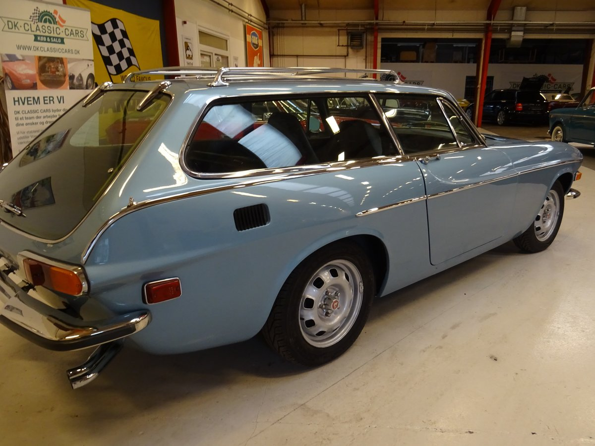 1972 Volvo 1800 ES - restoration completed in October 2019 For Sale (picture 7 of 24)