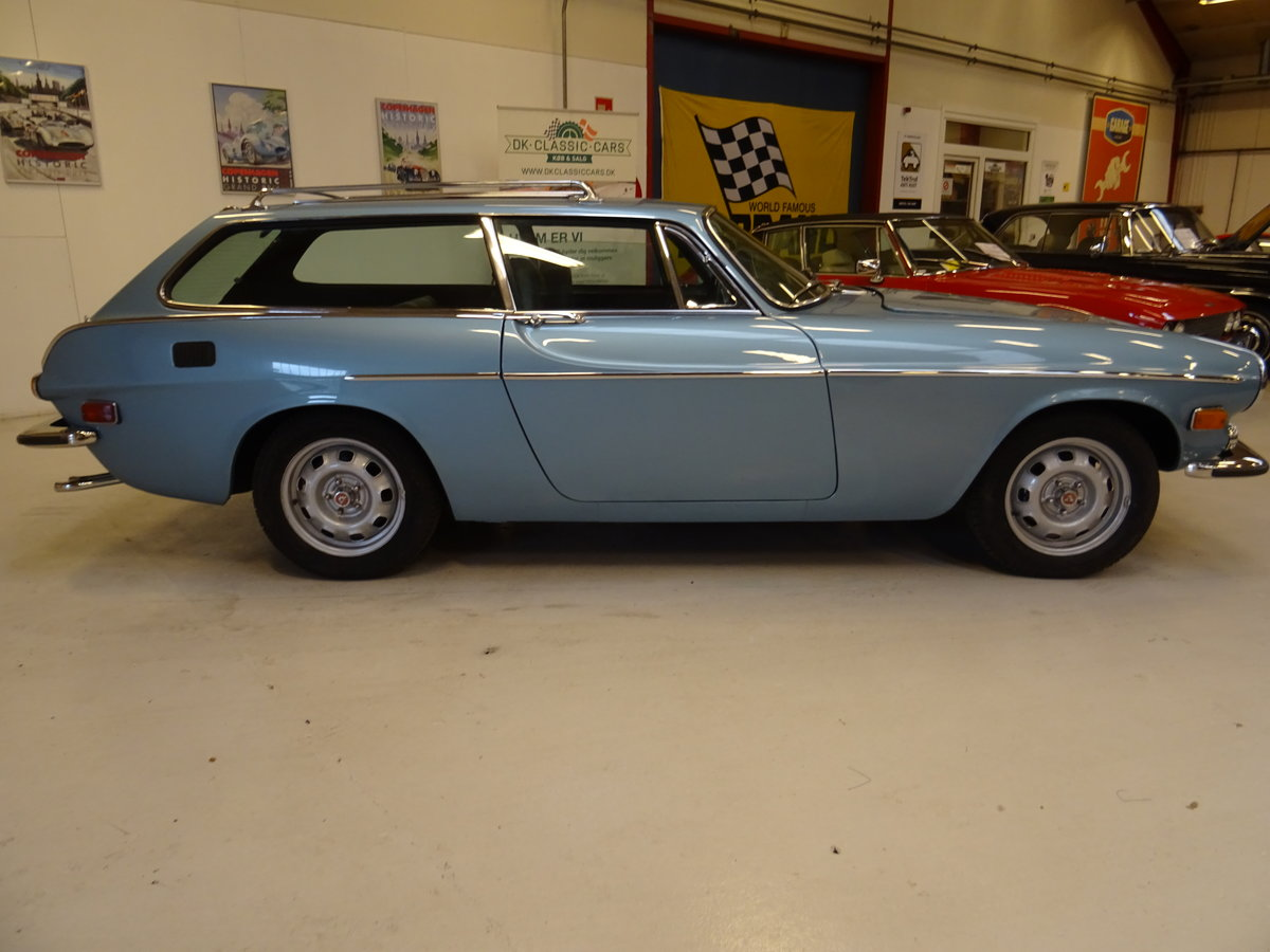 1972 Volvo 1800 ES - restoration completed in October 2019 For Sale (picture 8 of 24)