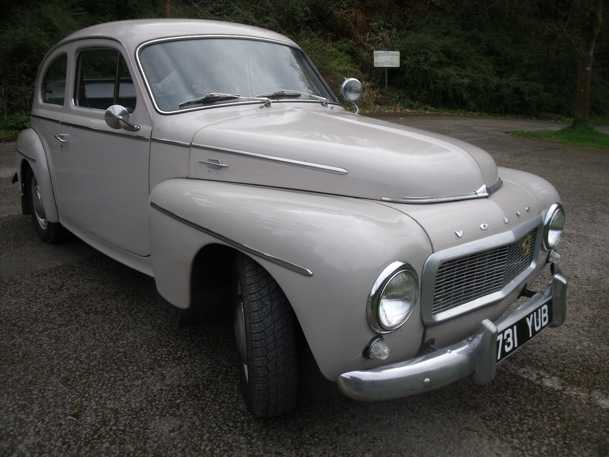 1958 Volvo PV544 For Sale (picture 1 of 6)