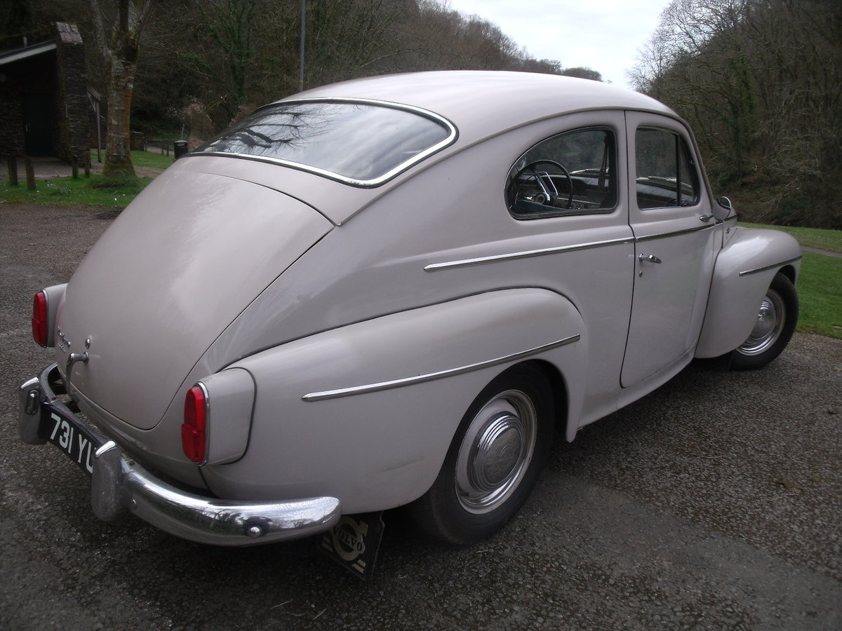 1958 Volvo PV544 For Sale (picture 2 of 6)
