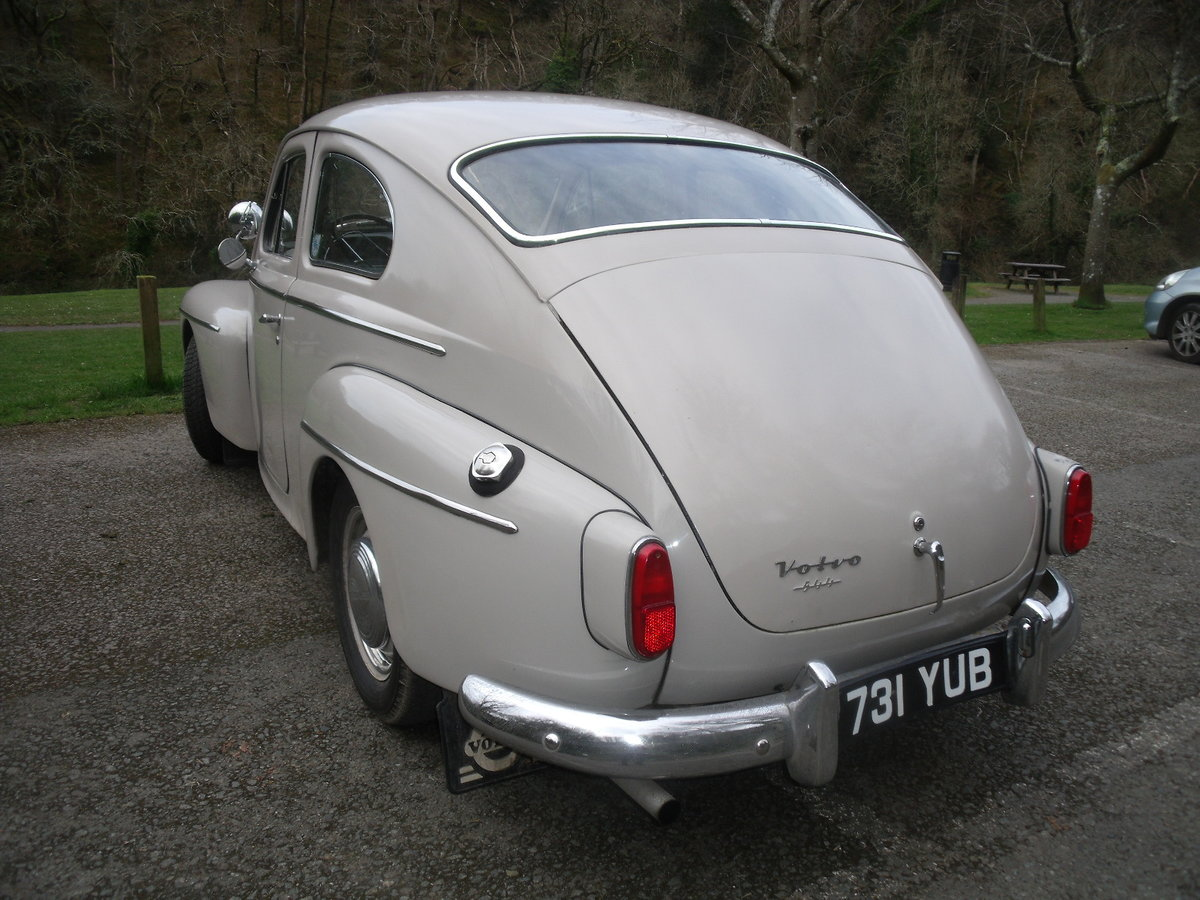 1958 Volvo PV544 For Sale (picture 3 of 6)
