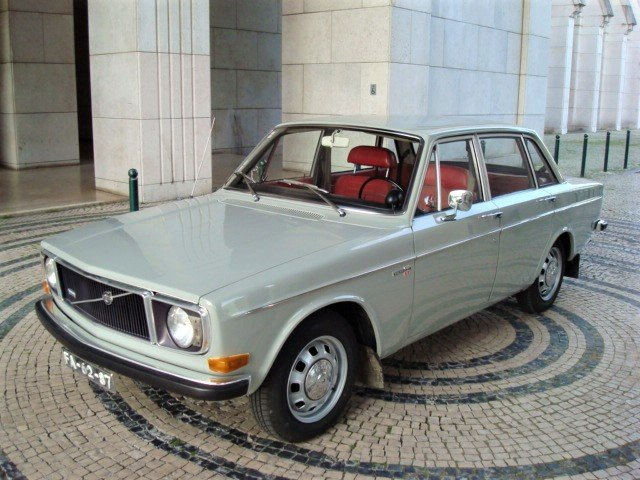 1971 Volvo 144 S For Sale (picture 1 of 6)