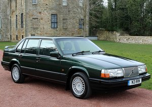 1996 Volvo 940 2.3T Automatic Saloon, Only 38813 Miles.