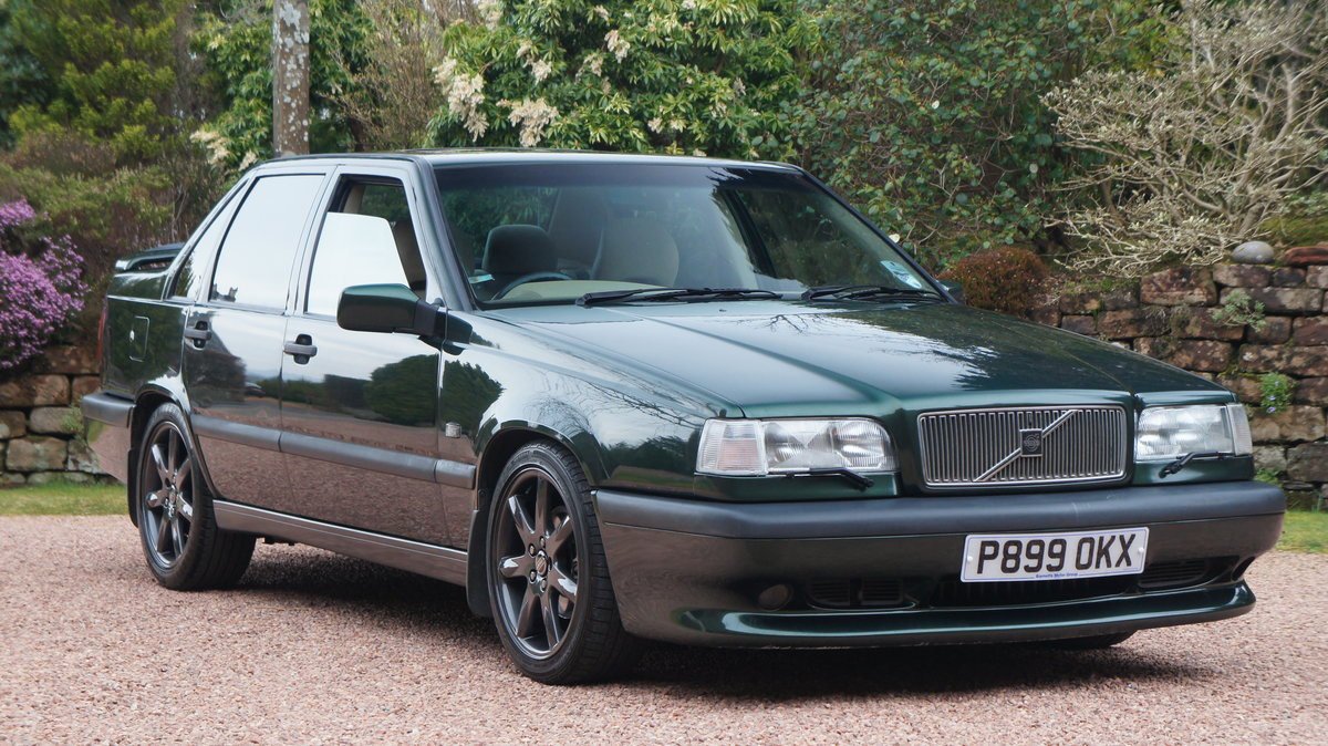 1996 Volvo 850r saloon ultra rare manual investment For Sale (picture 2 of 6)