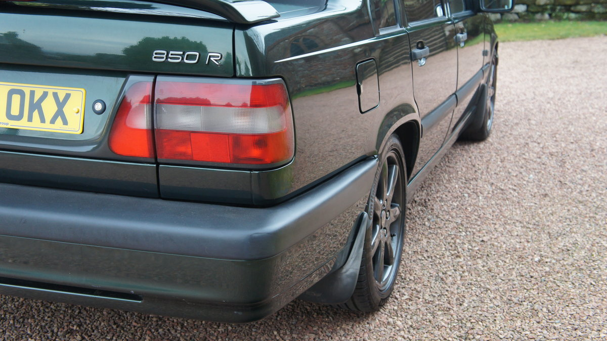 1996 Volvo 850r saloon ultra rare manual investment For Sale (picture 3 of 6)