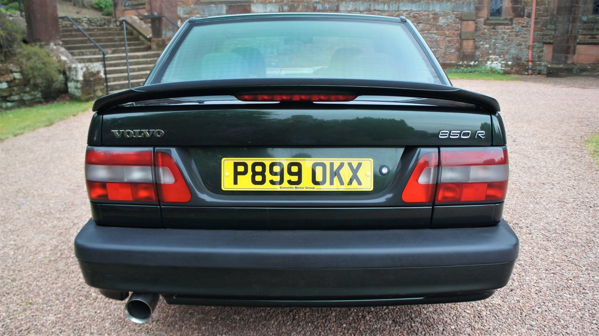 1996 Volvo 850r saloon ultra rare manual investment For Sale (picture 6 of 6)