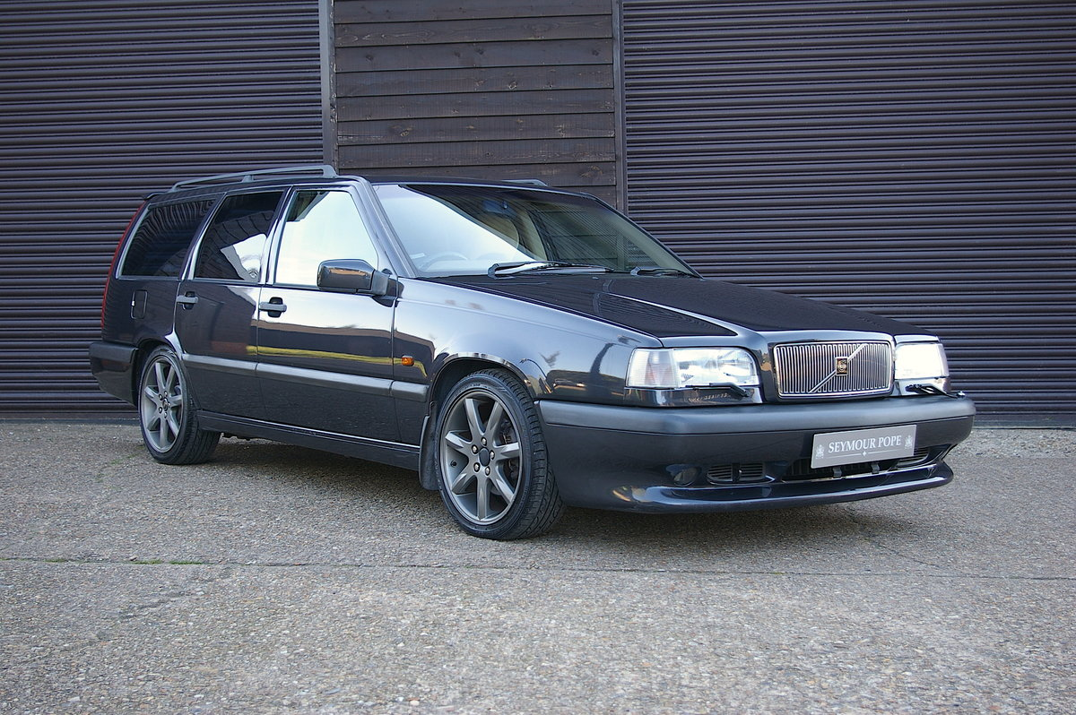1996 Volvo 850 R 2.3 Estate Automatic (39,888 miles) SOLD (picture 1 of 6)