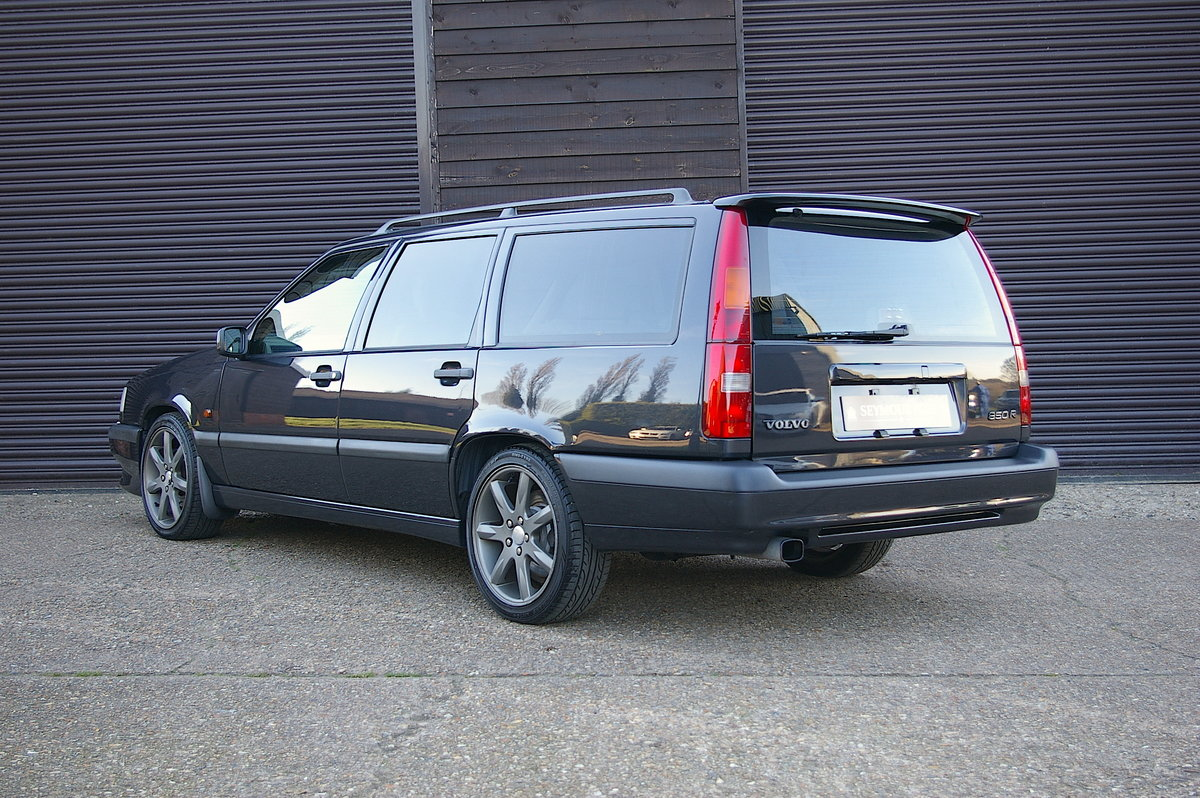 1996 Volvo 850 R 2.3 Estate Automatic (39,888 miles) SOLD (picture 3 of 6)
