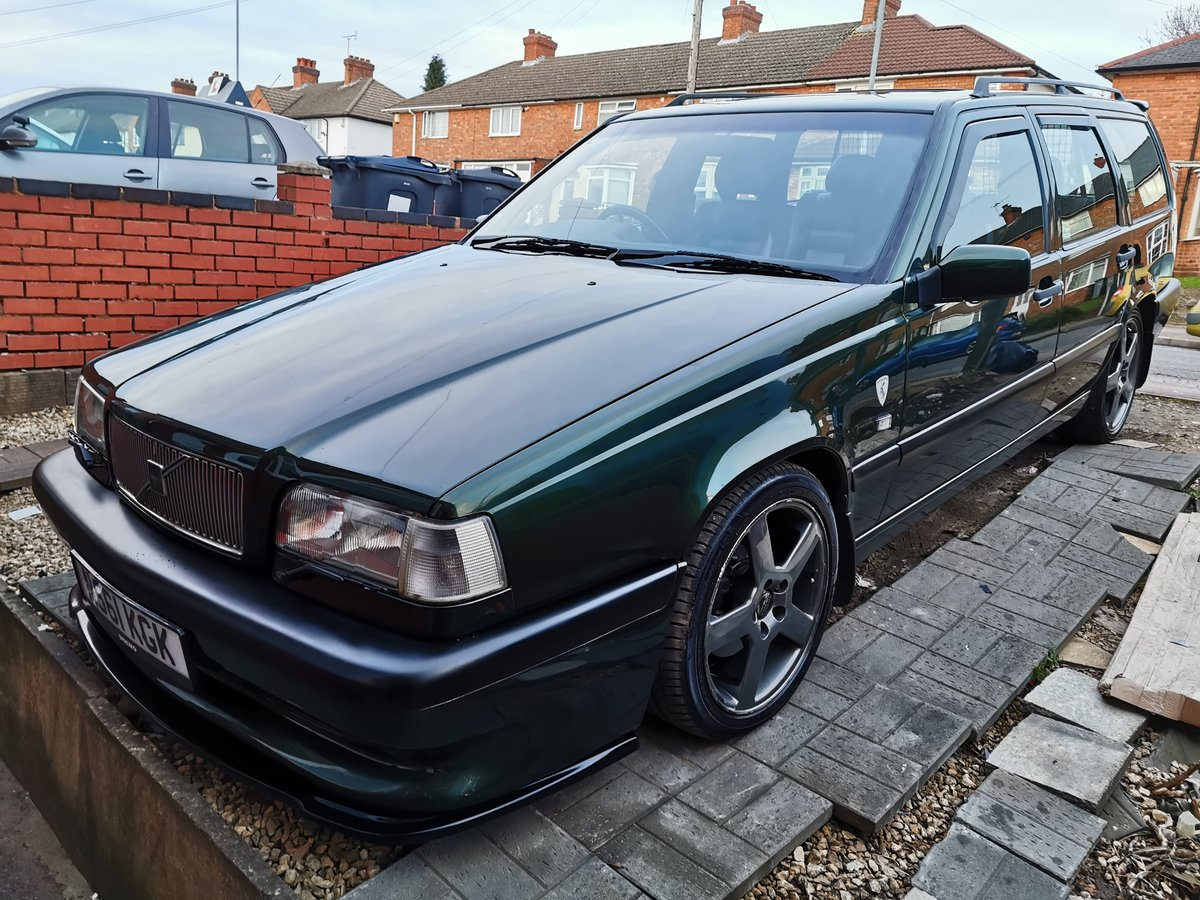 1996 VOLVO 850 T-5R For Sale (picture 1 of 6)