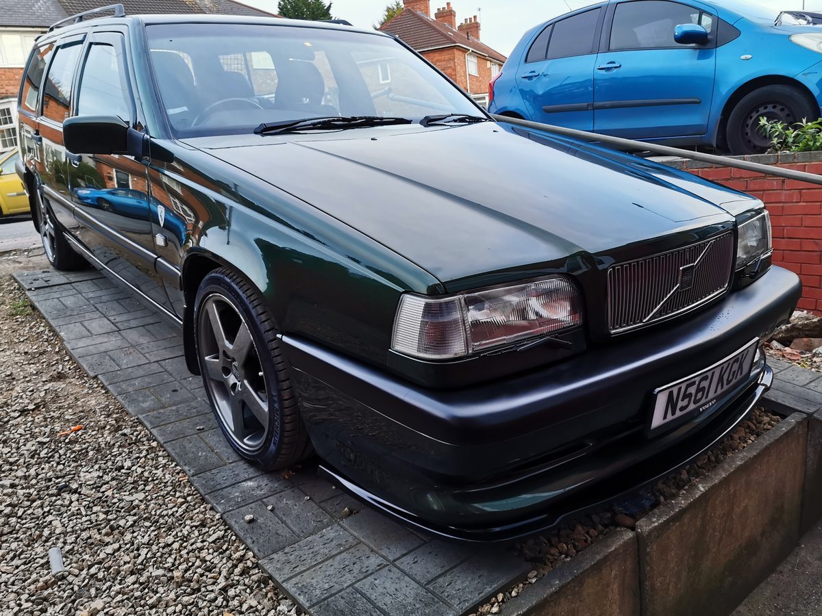 1996 VOLVO 850 T-5R For Sale (picture 2 of 6)