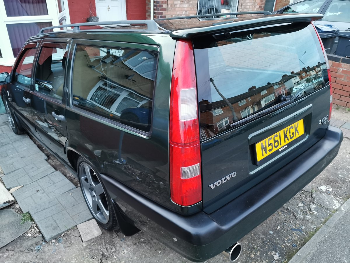 1996 VOLVO 850 T-5R For Sale (picture 4 of 6)