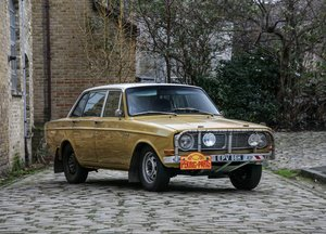 1970 Volvo 144 'The Camel'