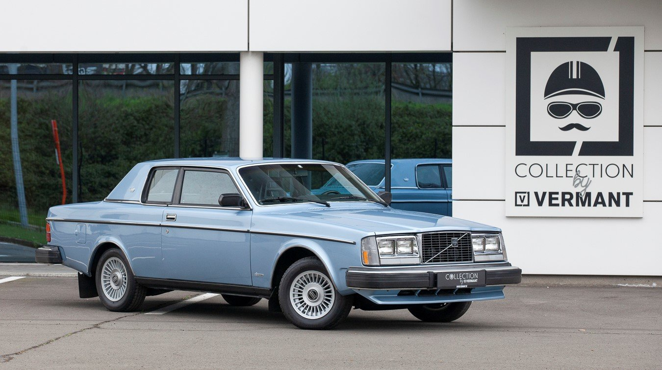1981 Volvo 262C Bertone Coupé - 101.000km's - Full history For Sale (picture 1 of 6)