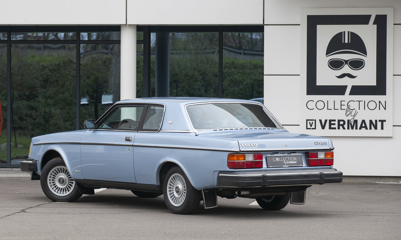 1981 Volvo 262C Bertone Coupé - 101.000km's - Full history For Sale (picture 2 of 6)