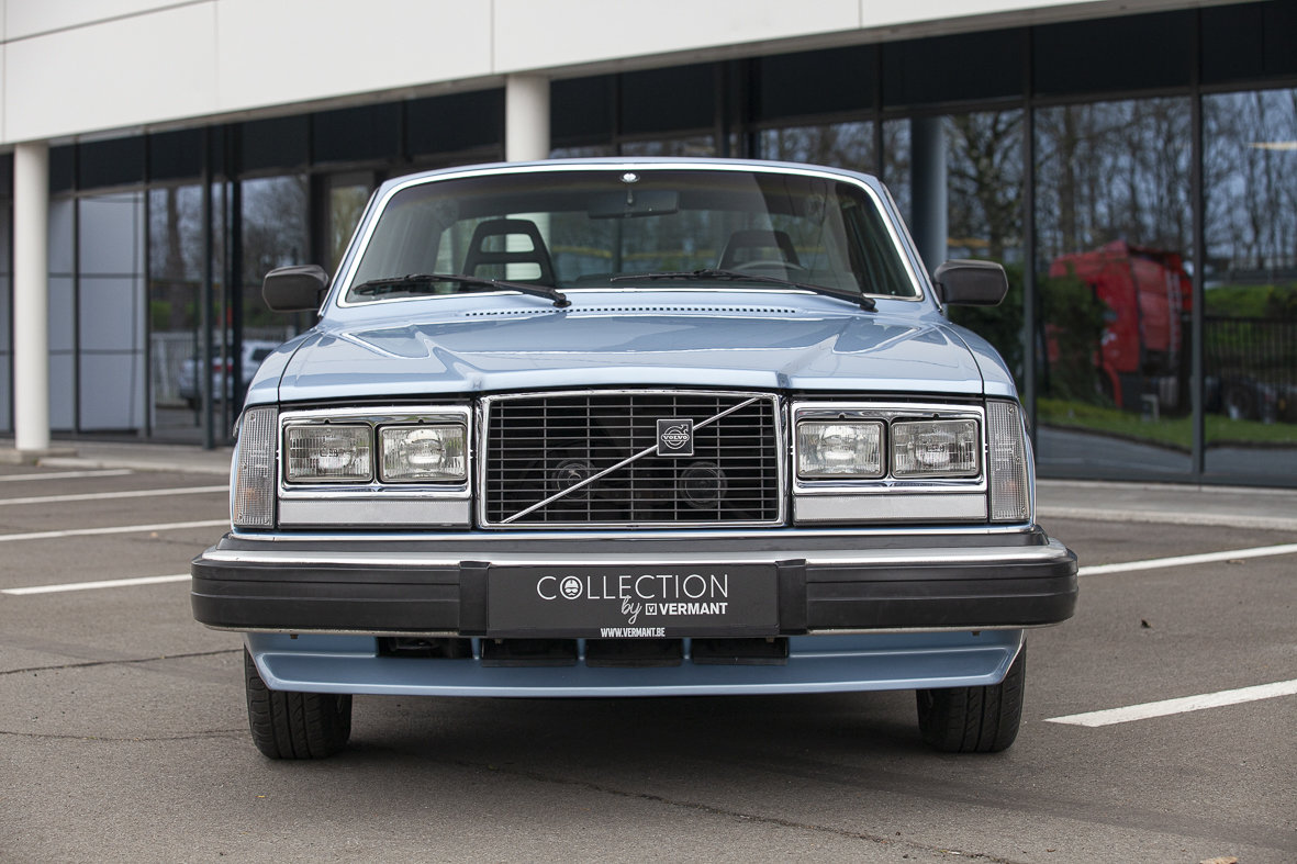 1981 Volvo 262C Bertone Coupé - 101.000km's - Full history For Sale (picture 3 of 6)