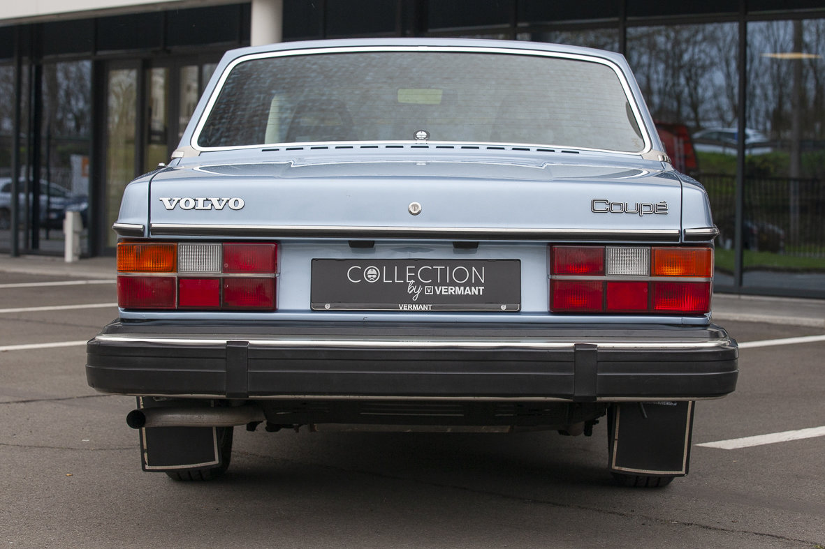 1981 Volvo 262C Bertone Coupé - 101.000km's - Full history For Sale (picture 4 of 6)