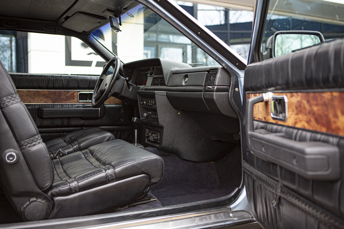 1981 Volvo 262C Bertone Coupé - 101.000km's - Full history For Sale (picture 5 of 6)