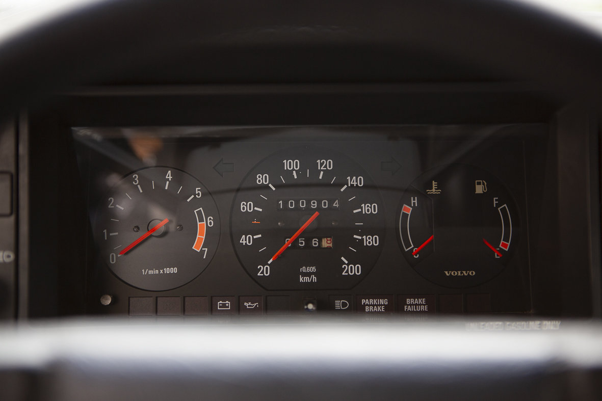 1981 Volvo 262C Bertone Coupé - 101.000km's - Full history For Sale (picture 6 of 6)