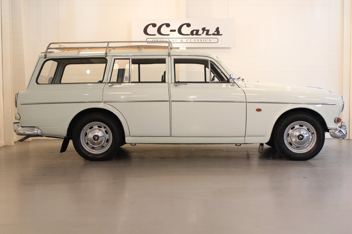 1966 Volvo Amazon B 18 Stationwagon For Sale (picture 2 of 6)