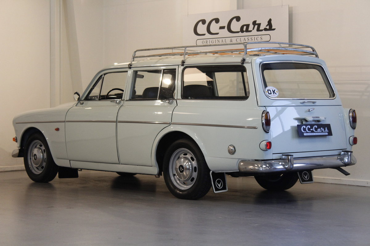 1966 Volvo Amazon B 18 Stationwagon For Sale (picture 3 of 6)