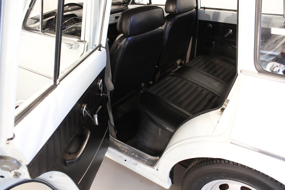 1966 Volvo Amazon B 18 Stationwagon For Sale (picture 5 of 6)