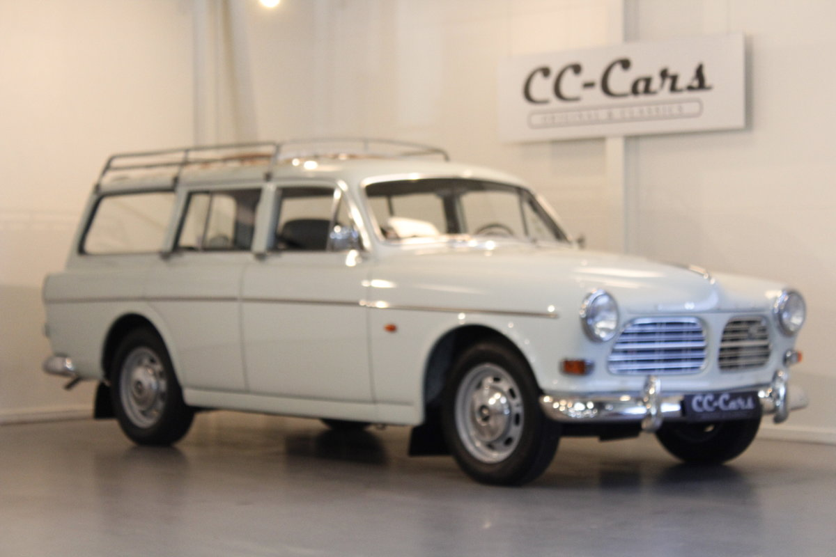 1966 Volvo Amazon B 18 Stationwagon For Sale (picture 1 of 6)