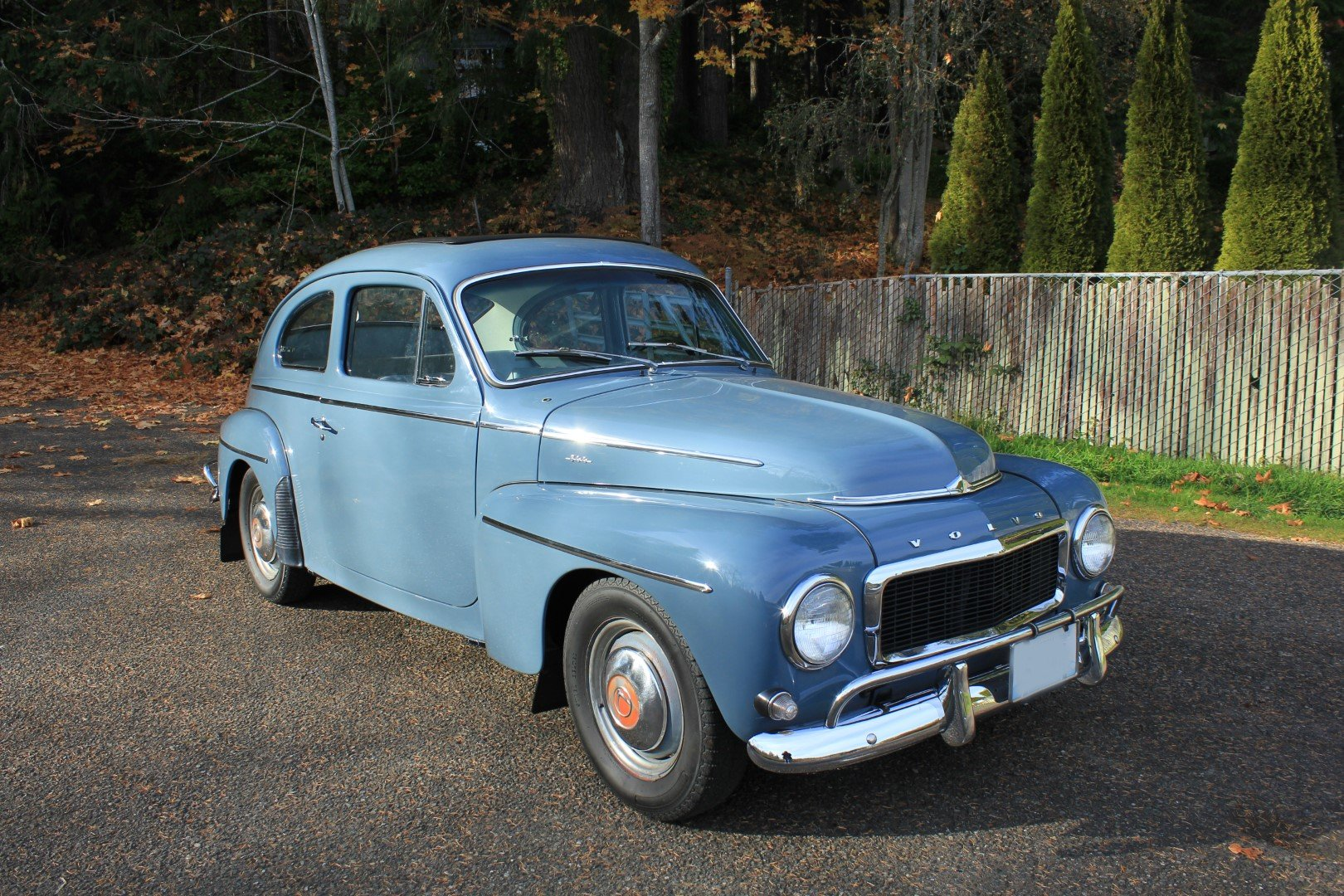 1964 Volvo PV 544 For Sale (picture 1 of 6)