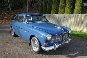 1966 Volvo 122 Amazon