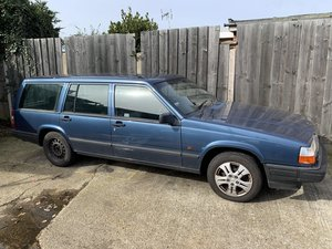 Volvo 940 GL 1992 - To be auctioned For Sale by Auction