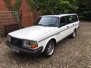 Volvo 240 GLT Estate - Lovely Original Condition