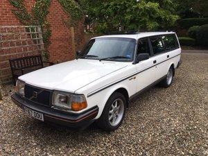 1988 Volvo 240 GLT Estate - Lovely Original Condition