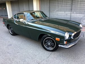 Volvo P 1800 E manual with overdrive