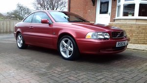 1998 Volvo C70 2.3 T5 Coupe- SOLD SUBJECT TO COLLECTION