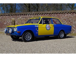1970 Volvo 142 Rally look/trim, overdrive, rebuilt engine