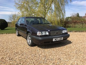 1994 Volvo 850 T5 Low 28K Mileage - Manual For Sale