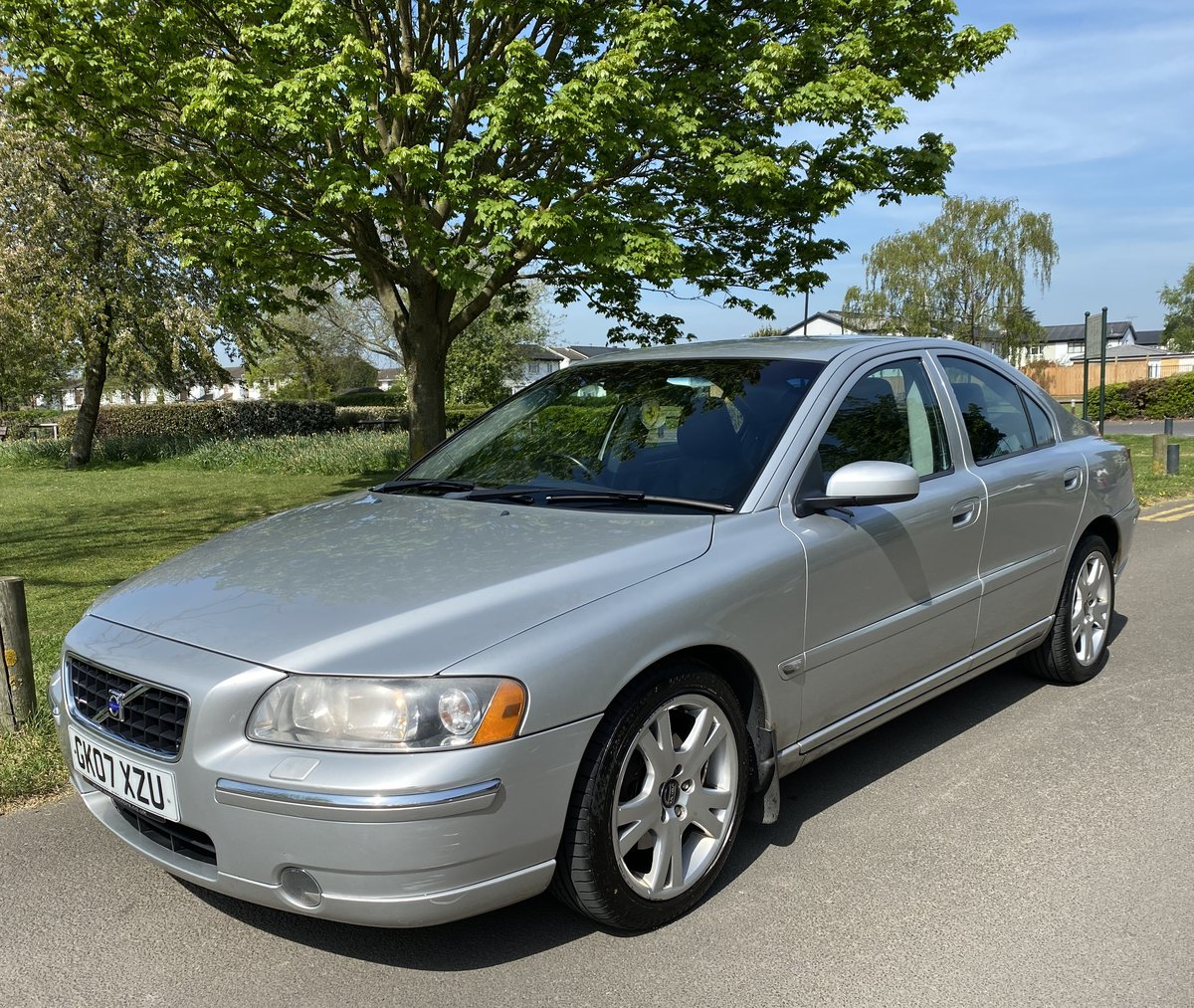 2007 Volvo S60 2.4D SE Auto 160BHP Excellent condition For Sale (picture 1 of 6)
