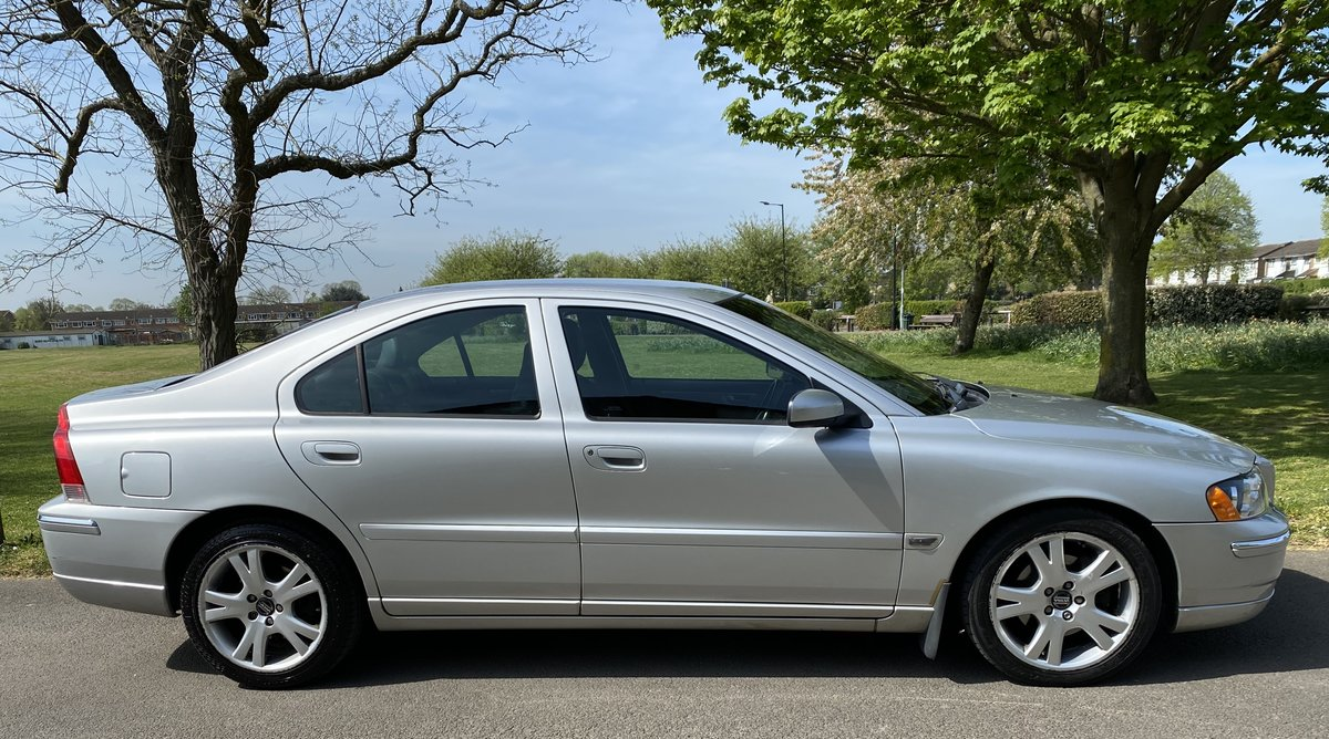 2007 Volvo S60 2.4D SE Auto 160BHP Excellent condition For Sale (picture 2 of 6)