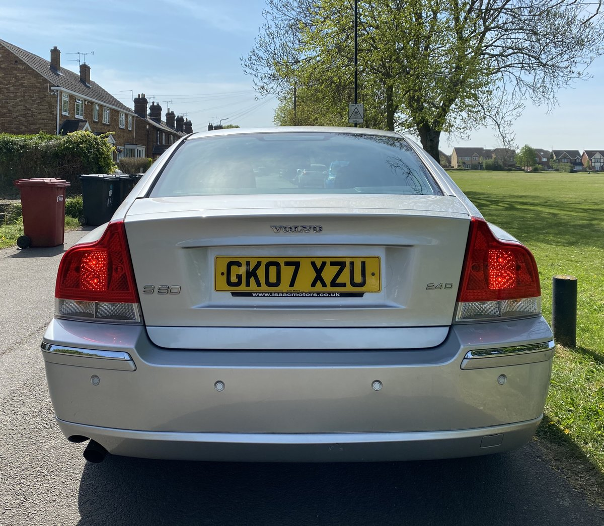 2007 Volvo S60 2.4D SE Auto 160BHP Excellent condition For Sale (picture 3 of 6)