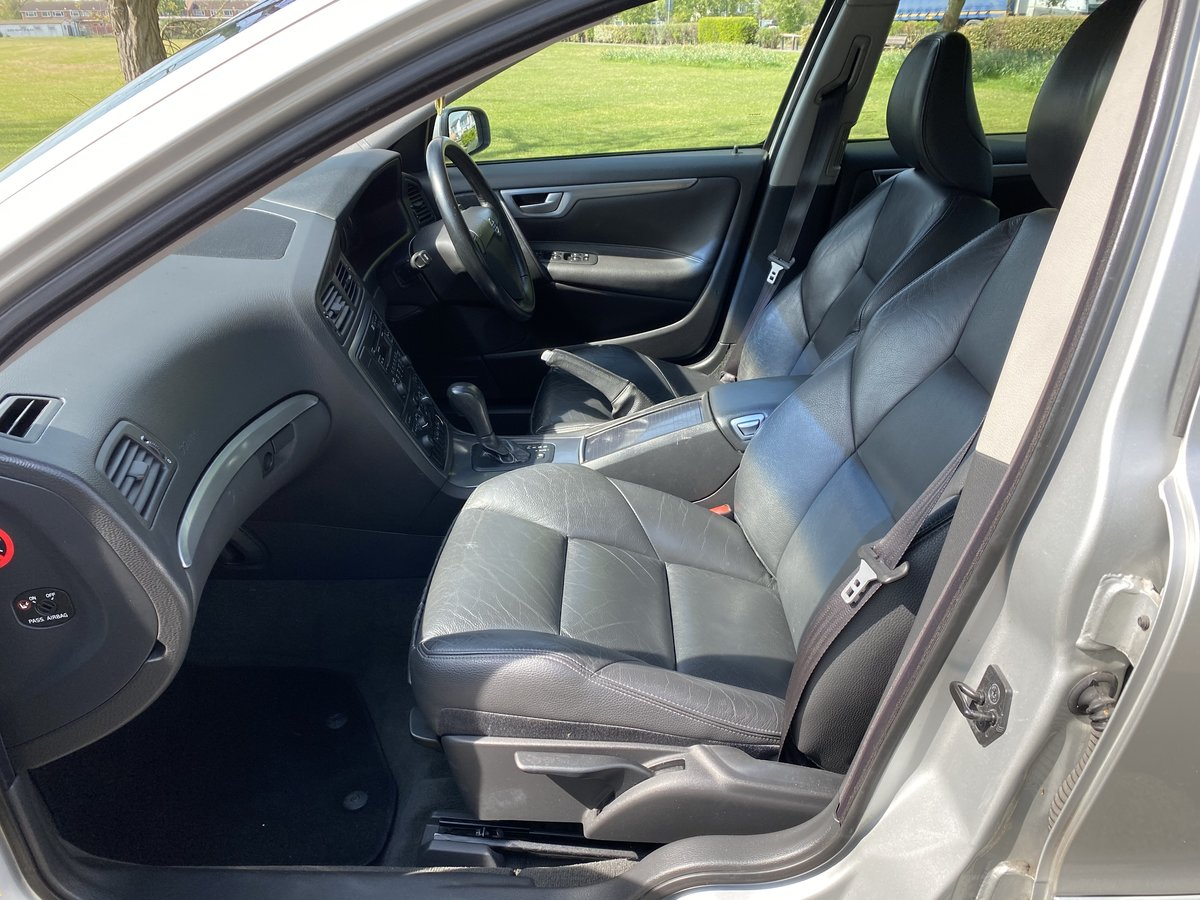2007 Volvo S60 2.4D SE Auto 160BHP Excellent condition For Sale (picture 4 of 6)