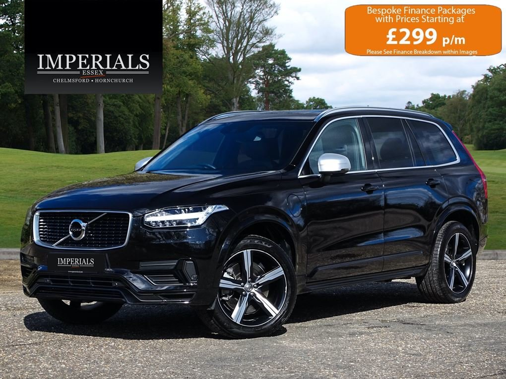 2017 Volvo  XC90  PHEV HYBRID T8 TWIN ENGINE R-DESIGN PRO AWD 7 S For Sale (picture 1 of 24)