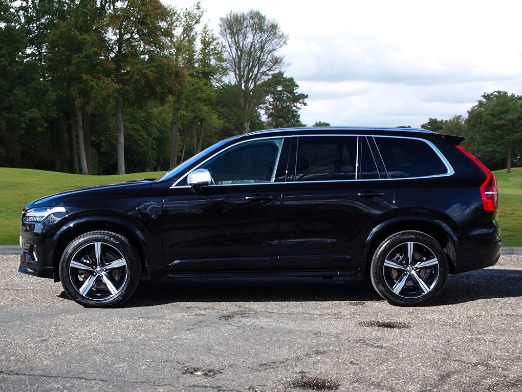 2017 Volvo  XC90  PHEV HYBRID T8 TWIN ENGINE R-DESIGN PRO AWD 7 S For Sale (picture 2 of 24)